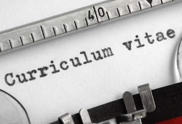 Come scrivere un curriculum in 7 mosse. I consigli del Ministero