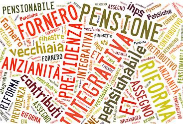 Le parole della previdenza: il significato dei principali termini in uso sulle pensioni
