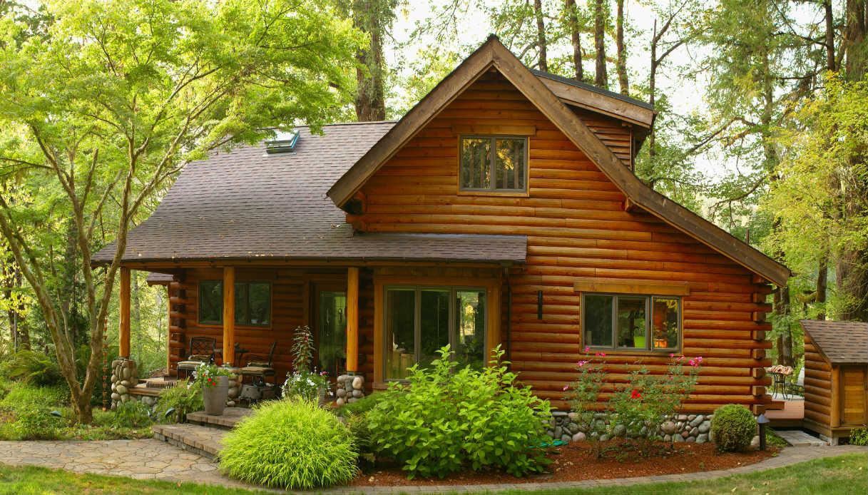 Casa Di Legno Costi case in legno, la scelta giusta per un'edilizia sostenibile