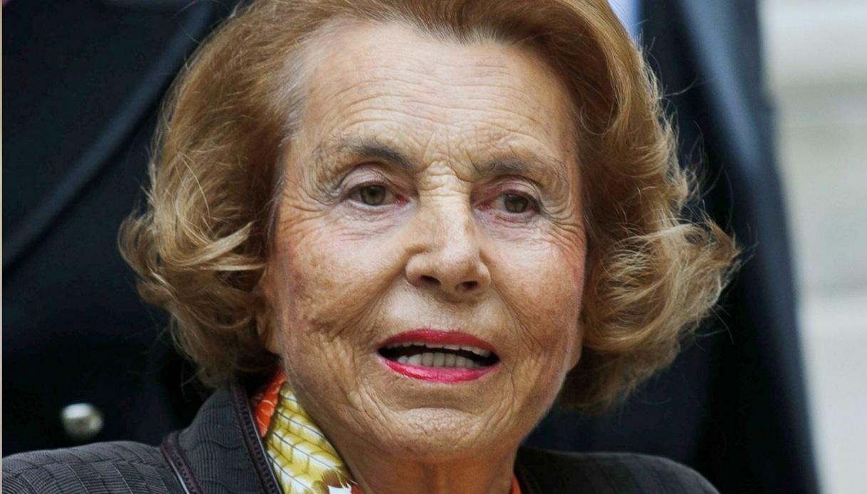 Liliane Bettencourt, la regina di L'Oréal