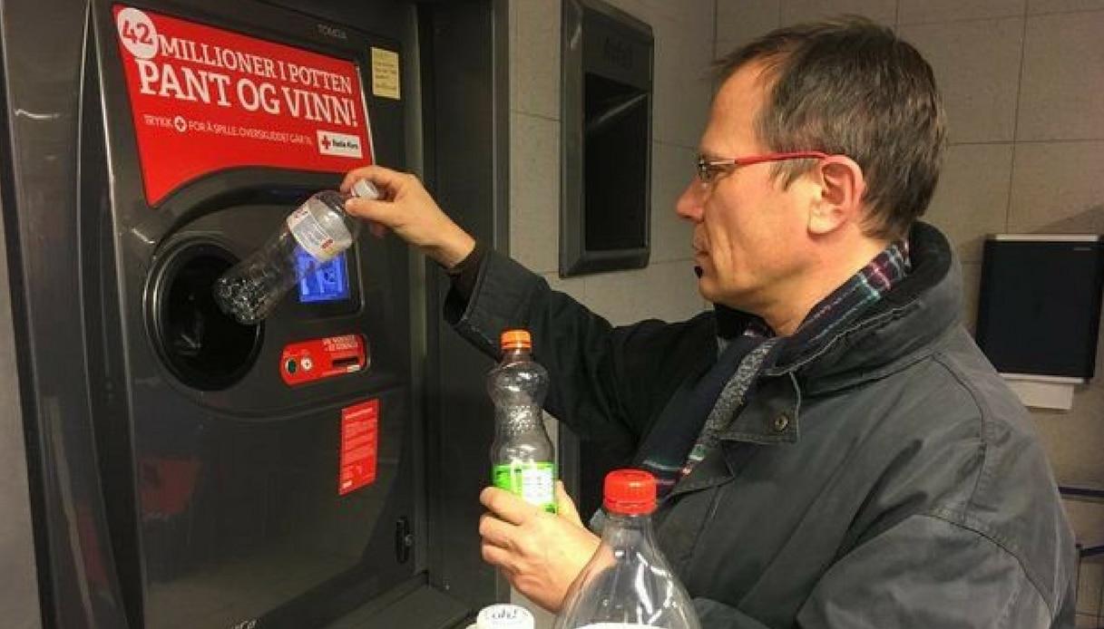 La ricetta della Norvegia per il riciclo della plastica: ecco come funziona