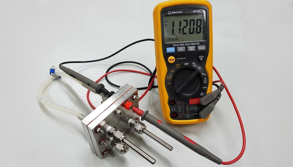 Batteria protonica realizzata dagli scienziati del RMIT university