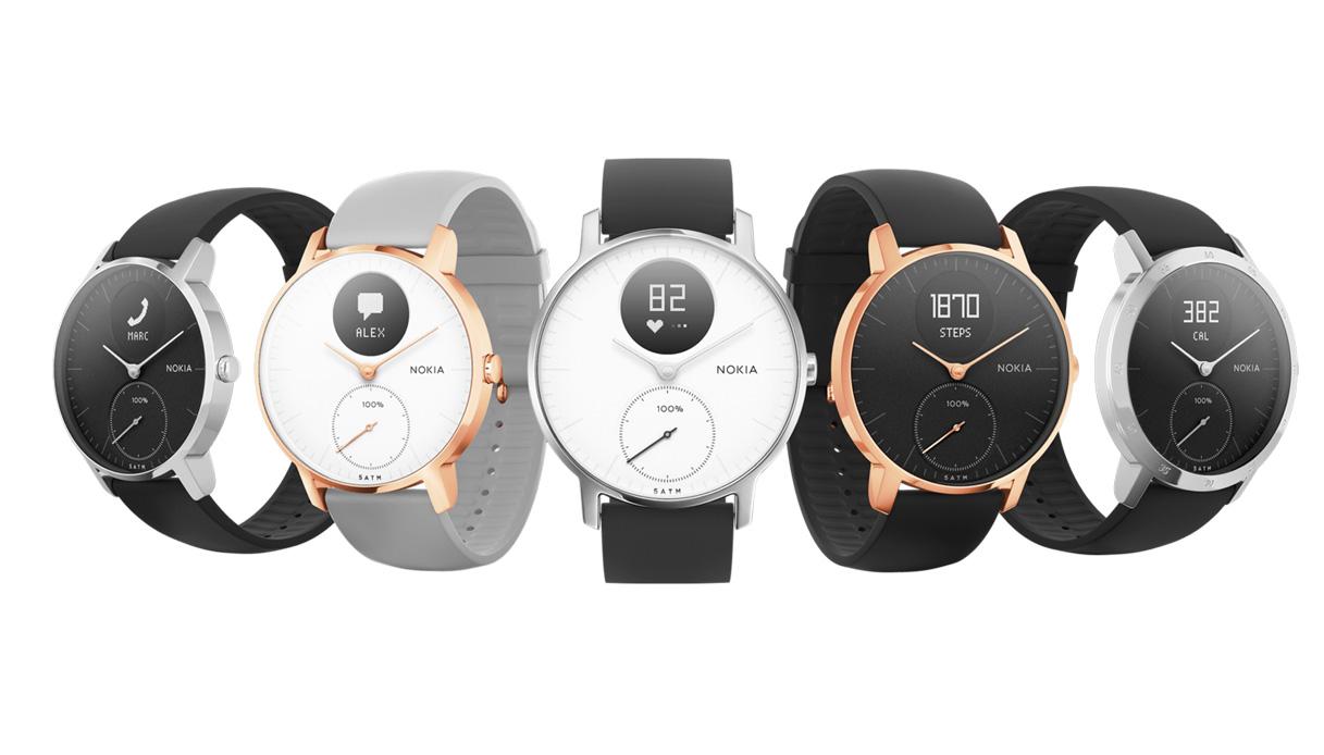 Il più sofosticato smartwatch ibrido del mercato: Nokia Steel HR