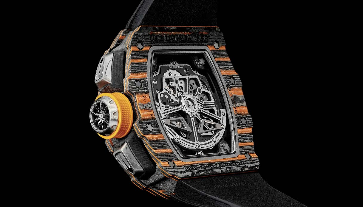 RM 11-03McLaren Automatic Flyback Cronograph