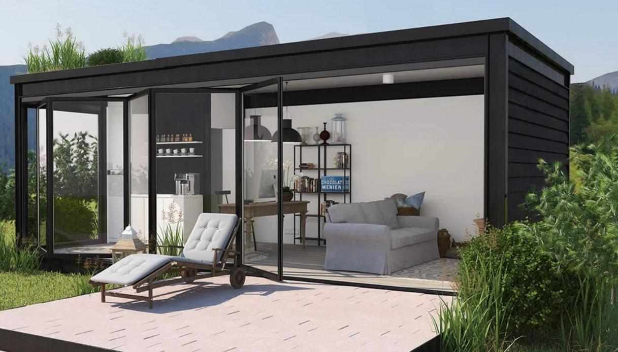 Costi Per Costruire Casa vivere in un container: comodo, economico ed eco-friendly