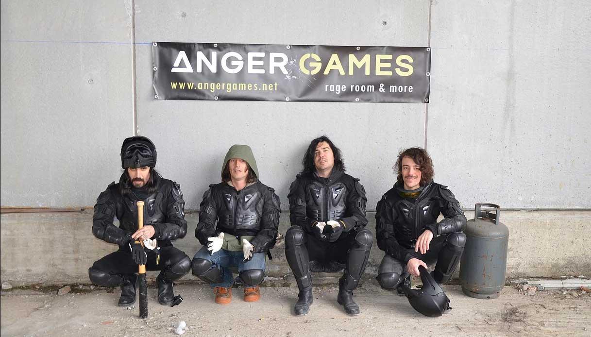 Rage Room Legnano