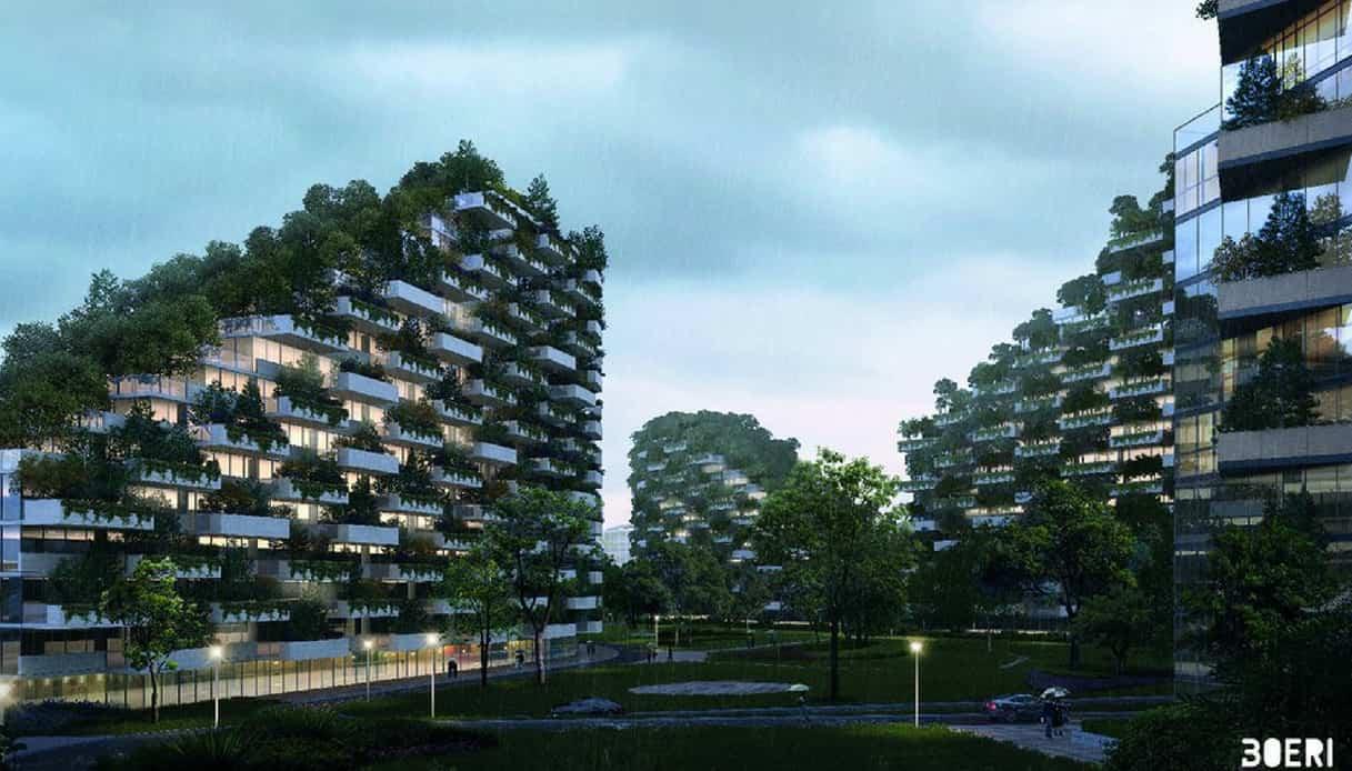 In Cina la prima città totalmente green ideata da Stefano Boeri