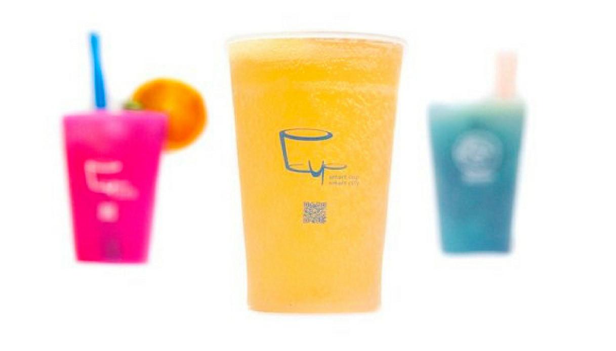 PCUP il bicchiere innovativo