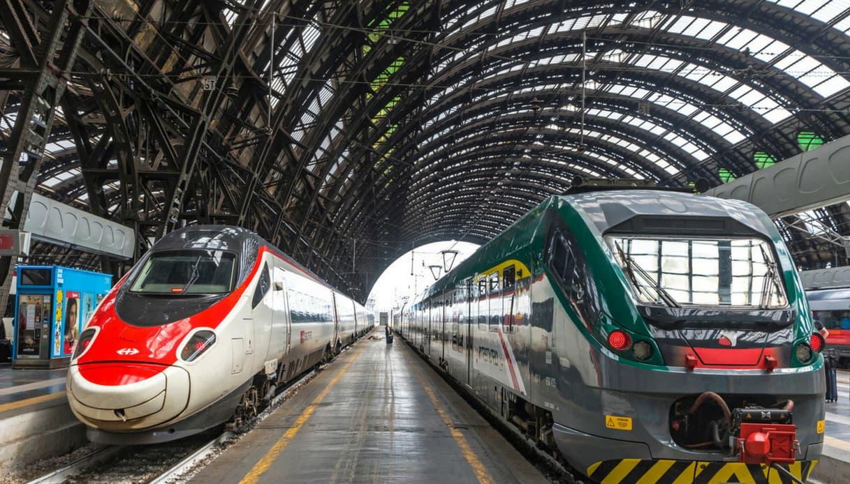 Perché Trenord si stacca da Trenitalia?