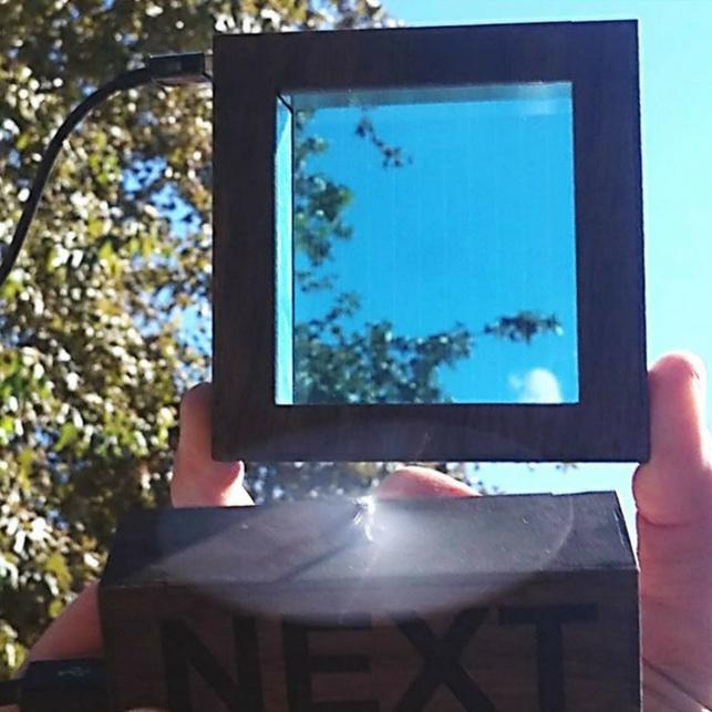 finestre fotovoltaiche
