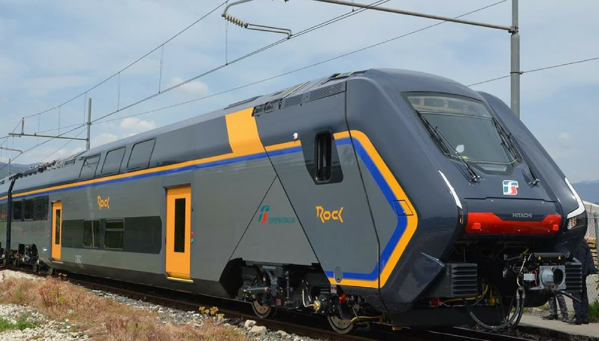 Hitachi e Rock, treno a idrogeno