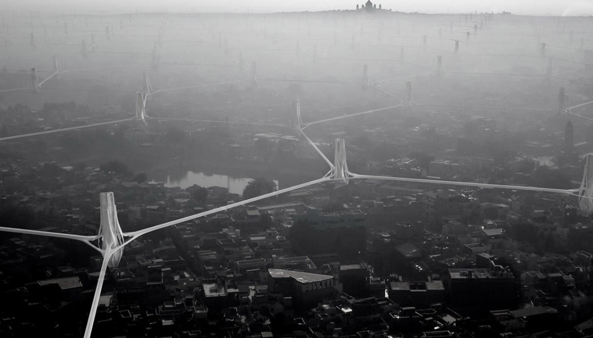 The Smog Project from Dubai