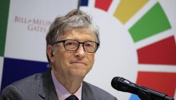 Rapporto Oxfam: i 26 super miliardari che detengono la ricchezza mondiale – Bill Gates
