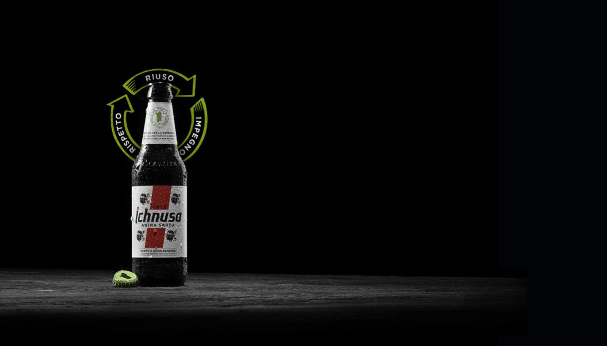 Birra Ichnusa Green