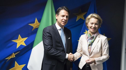 Addio Quota 100 e revisione Reddito di Cittadinanza per avere i soldi dall'Europa