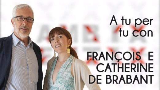 TEDxMilano: intervista a Catherine e François de Brabant