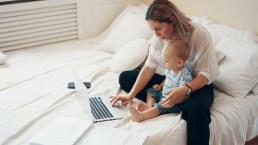 Congedo parentale, domanda anche con un genitore in smart working