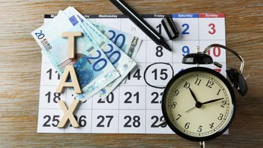 Tasse e scadenze: il nuovo calendario fiscale