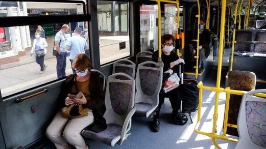 Trasporti, le regole dal 4 maggio: bus e metro