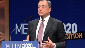 L'allarme di Draghi e la ricetta post-Covid: più investimenti per l'istruzione e un ministero del Tesoro Ue