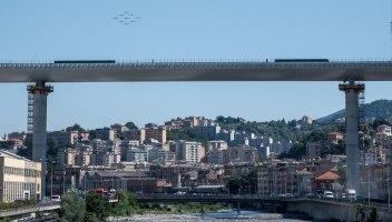 Inaugurazione del ponte di Genova: sarà consegnato ai Benetton