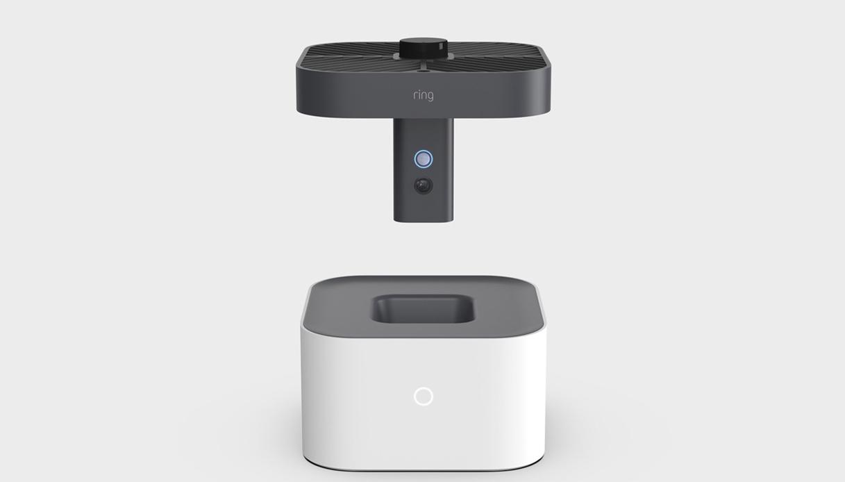 Amazon, un drone controlla la casa e la protegge dai ladri: come funziona