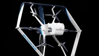 Amazon, via libera a consegne coi droni: pacchi in 30 minuti