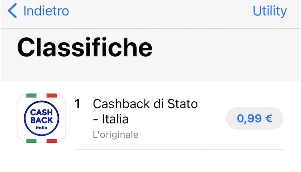 Cashback, centinaia di utenti hanno scaricato l'app sbagliata (pagandola)