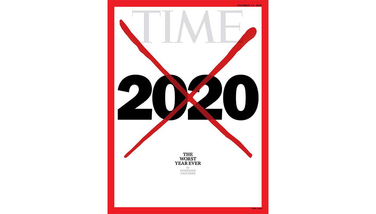 copertina time 2020