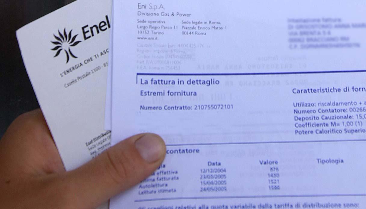 Bollette arretrate, multa a Eni, Enel e Sen: quali sono i diritti dell'utente - QuiFinanza