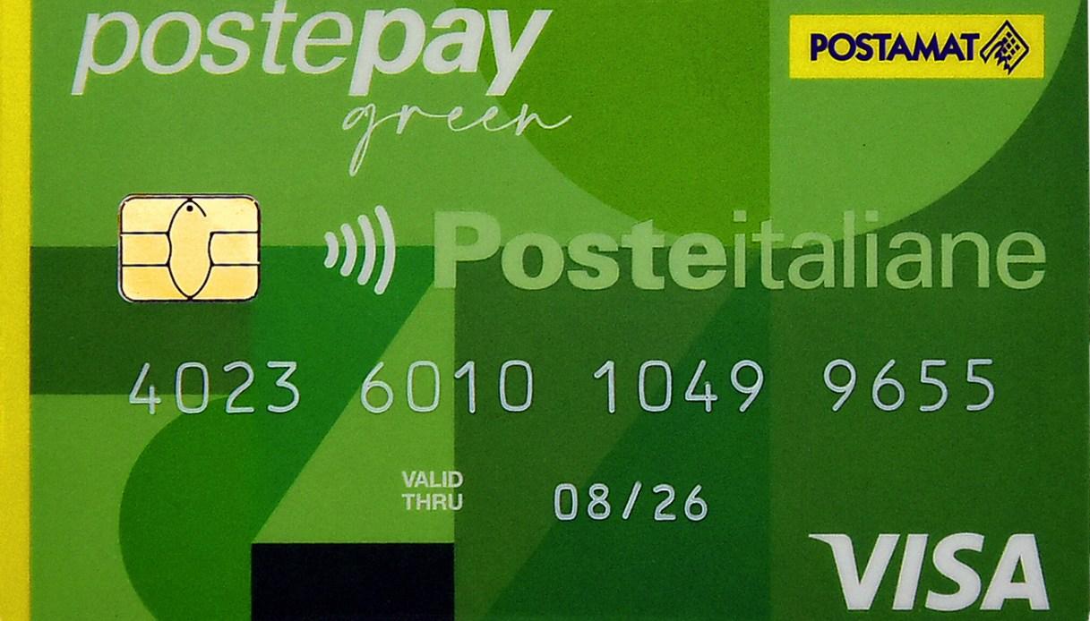 Postepay Green, cos'è e cosa si può fare con la nuova carta di Poste per i ragazzi