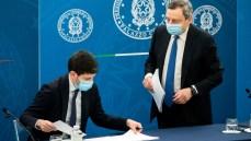 """Coprifuoco e riaperture, Draghi gela i partiti: """"Si decide il 17 maggio"""""""