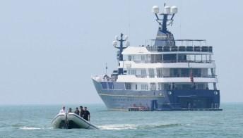 Quanto vale lo yacht superlusso di Briatore, che forse lo Stato deve restituire