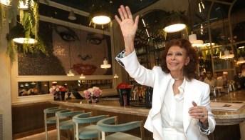Quanto costa mangiare nel ristorante di Sophia Loren a Firenze