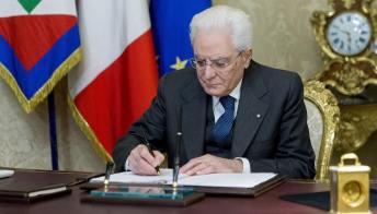 Sostegni Bis, perché Mattarella ha richiamato Parlamento e governo