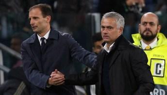 """Serie A, valzer allenatori: gli stipendi dei """"nuovi"""", da Allegri a Mourinho"""