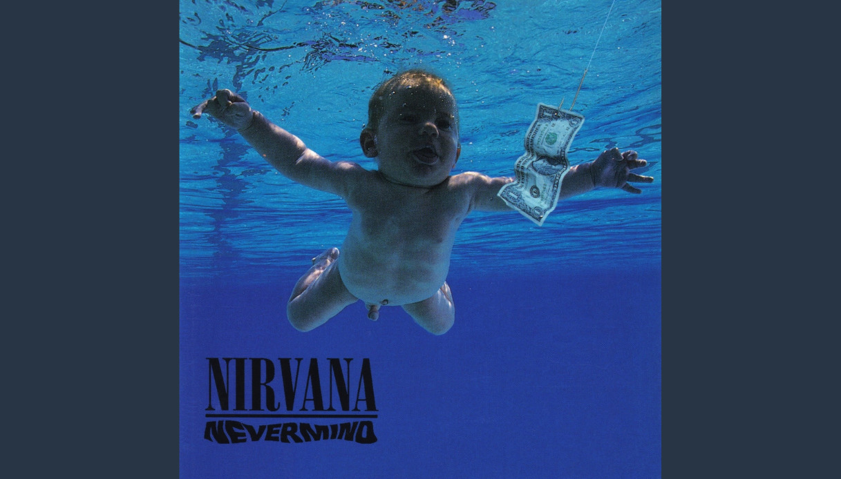 """Quanto vale la causa contro i Nirvana del bambino di """"Nevermind"""", e cosa c'è dietro"""