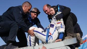 """""""The Challenge"""" è il primo film girato nello spazio: quanto è costato"""